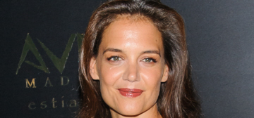 Did Jamie Foxx dump Katie Holmes because he didn't want to be official?