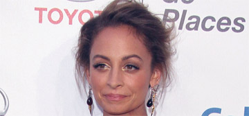 Nicole Richie on her past: 'I made bad decisions; being ashamed is not ok'
