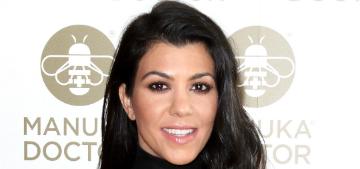 Kourtney Kardashian's black and white Halloween party: fun or phoned in?