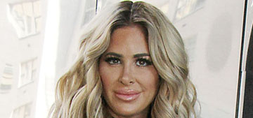 Kim Zolciak shared her latest butt injection procedure on social media – why?