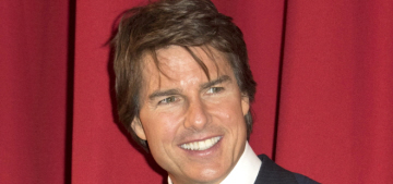 Us Weekly: Tom Cruise has a new breakfast-bean-eating British girlfriend