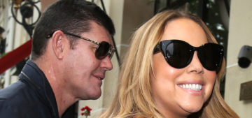 Mariah Carey has reportedly been dumped by billionaire James Packer
