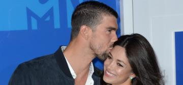 Michael Phelps & Nicole Johnson got secretly married before the Olympics