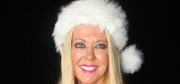 Tara Reid's second Halloween costume was 'sexy Santa': cute or ugh?