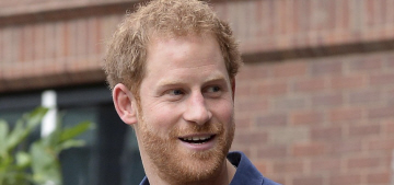 Is Prince Harry secretly dating 35-year-old American actress Meghan Markle?