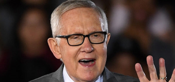 Harry Reid accused FBI Director James Comey of violating the Hatch Act