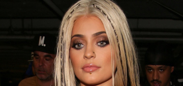 Kylie Jenner went as 'Dirrty'-era Christina Aguilera for Halloween: amazing?