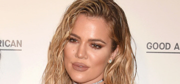 Khloe Kardashian on interracial dating: 'Like who the F cares anymore?'