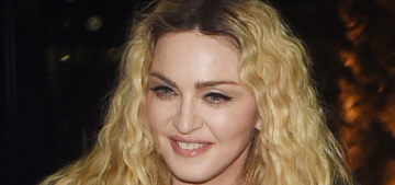 Madonna & Idris Elba might have hooked up at a Halloween party??