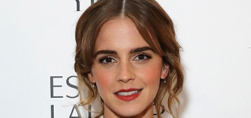 Was Emma Watson the best-dressed at the Harper's Bazaar UK event?