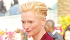 Cannes Film Festival opens with Tilda Swinton's bad hair