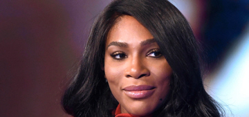 Is Serena Williams now dating Formula 1 driver Lewis Hamilton?