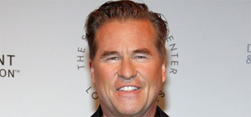 Val Kilmer: I don't have cancer as Michael Douglas claimed, but I love him
