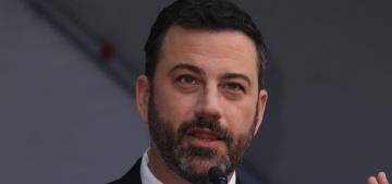 """Jimmy Kimmel's annual Halloween candy prank is still his best bit"" links"