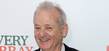 Bill Murray gave a fellow Cubs fan the seat next to him for the World Series