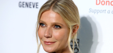 Gwyneth Paltrow: your 'toxic' perfume has 'endocrine-disrupting chemicals'