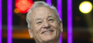 The curse is over, Bill Murray finally won the World Series