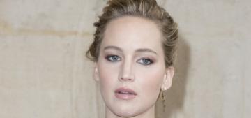"""Jennifer Lawrence & Darren Aronofsky are lollipop-sharing official"" links"