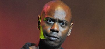 Dave Chappelle blames Hillary Clinton for Trump's p-ssy grabbing tape