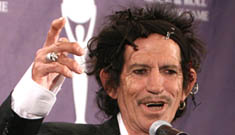 Keith Richards Did Snort His Father's Ashes