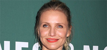Cameron Diaz on success: forget what it is to everybody, know what it is to you