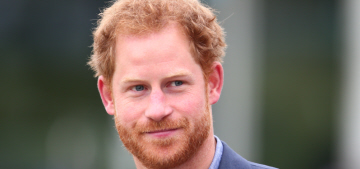 Prince Harry blasts the media for their treatment of his girlfriend Meghan Markle