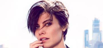 Lauren Cohan of The Walking Dead can't stand sight of blood, faints at needles