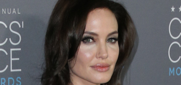 Angelina Jolie's rep: Angelina took actions 'for the health of the family'