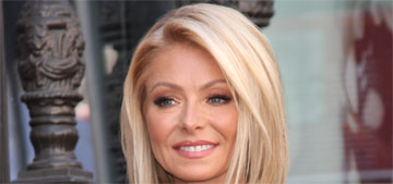 Kelly Ripa had a Botox mishap, says she couldn't smile for six months