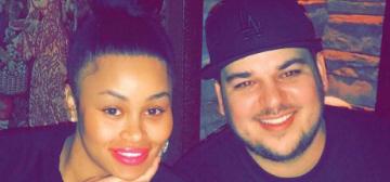 Blac Chyna & Rob Kardashian welcome their daughter Dream Kardashian