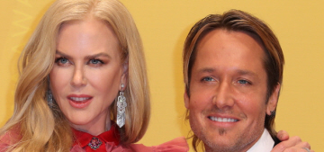 Keith Urban's smooth, unlined Botox-face disturbed many people at the CMAs