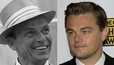 Leonardo DiCaprio might play Frank Sinatra