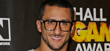Colin Kaepernick didn't vote because 'I think it would be hypocritical'