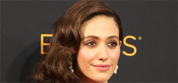 Emmy Rossum received horrid anti-Semitic tweets from Trump supporters