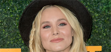 Kristen Bell and Dax Shepard give their kids three presents each for Xmas