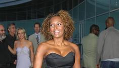 Melanie Brown cancels on Larry King; MAYBE got married (update: true)