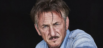 Sean Penn bitches about celebs who attend his Haiti fundraisers but don't donate