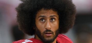 Colin Kaepernick has never even been registered to vote in any state