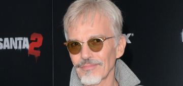 Billy Bob Thornton: 'I'd love to do a movie with Brad Pitt, we'd be great together'