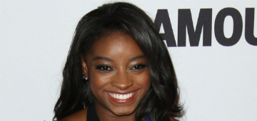 Simone Biles got called 'too fat' by a coach: 'I was crying'