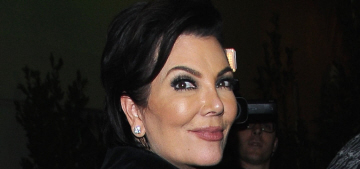 Kris Jenner reportedly threw a tantrum over Dream Kardashian's name