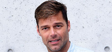 Ricky Martin is engaged to a 31 year-old artist he met after admiring his work