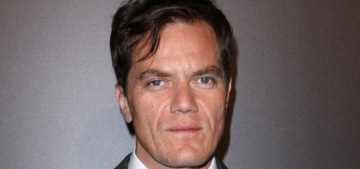 Michael Shannon on Pres. Trump: 'This country's filled with ignorant jackasses'