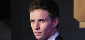 Eddie Redmayne on that rumor: 'I never went out on a date with Taylor Swift'