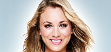 Kaley Cuoco had a nose job, got breast implants & has 'a filler' in her neck