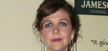 Star: Maggie Gyllenhaal refused to take a photo with a 'young fan' on the street