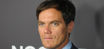 Michael Shannon on seniors: 'If you're voting for Trump, it's time for the urn'