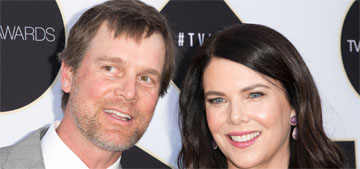 Lauren Graham on Peter Krause: 'our mutual wariness gave way'