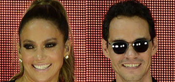 Marc Anthony splits with wife after kissing J.Lo on stage: coincidence?