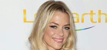 Jaime King claims her kids have been able to read since six months old
